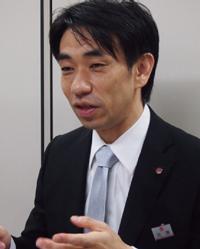 髙島屋 総務部 リスクマネジメント担当次長 花房仁史氏