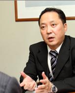 田中孝一様 株式会社富士通マーケティング ビジネスサポート本部 オペレーション統括部 ファイリングセンター 担当部長