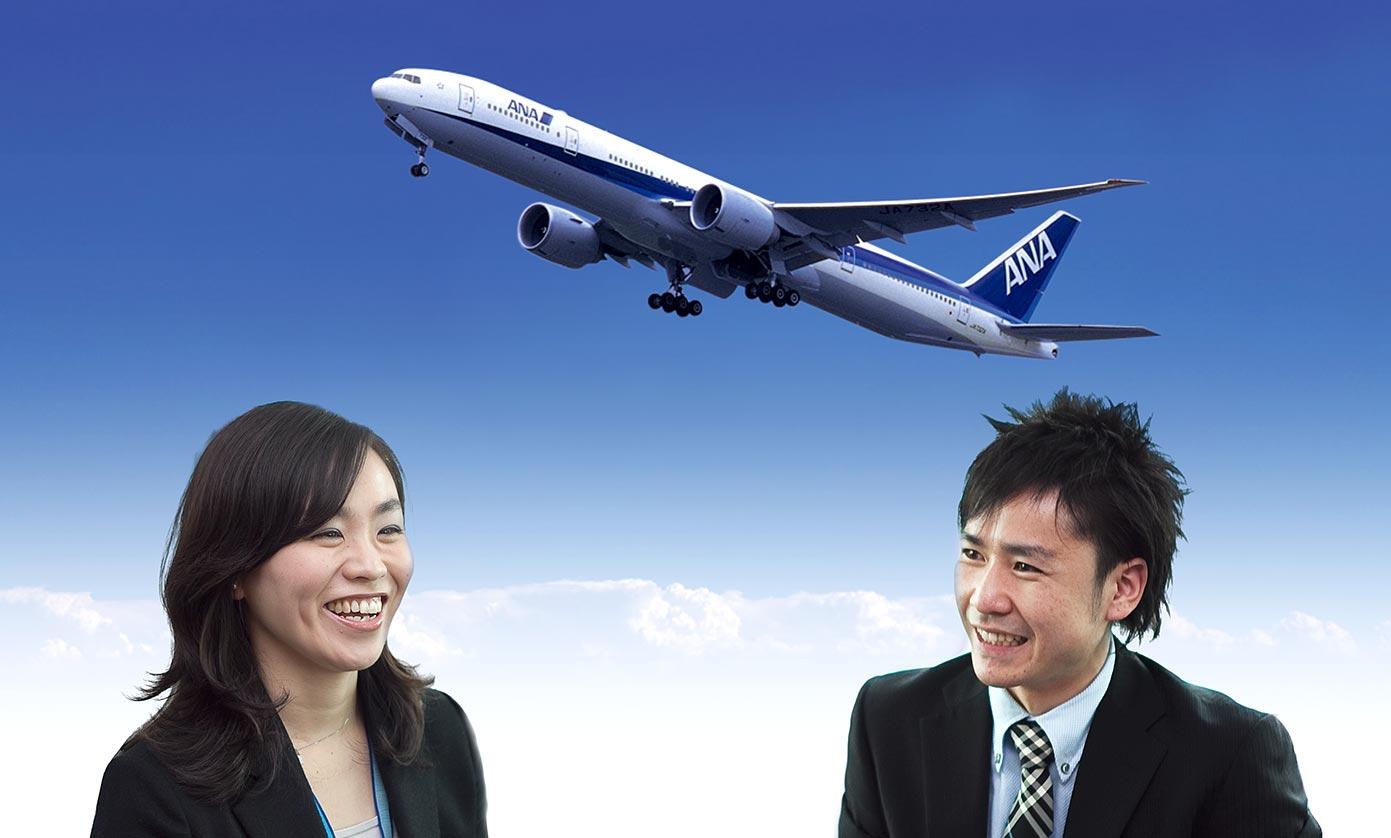 ANAグループの「社内便改革」~年間6千万円の節減に貢献~