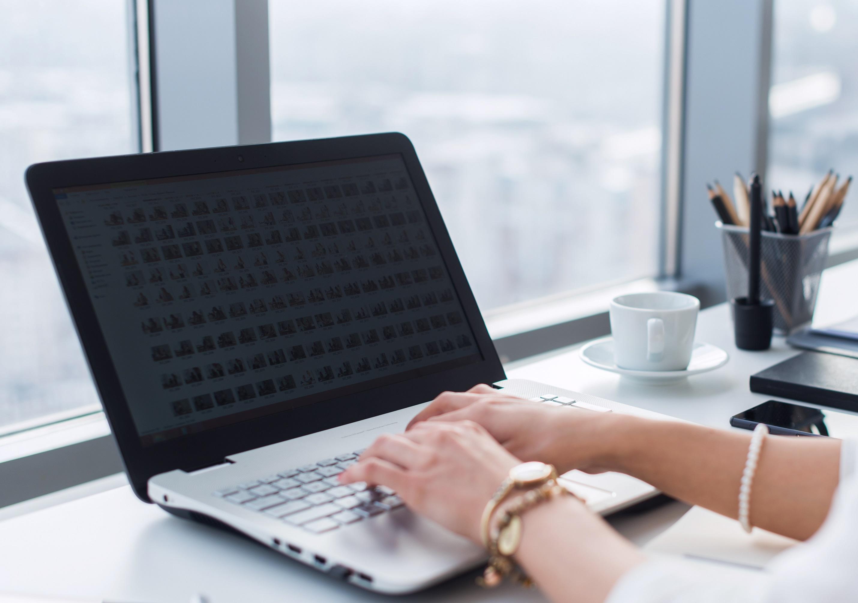 FAX受発注業務効率化支援システム 「デジタル化サービス」