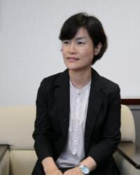 新生銀行 総務部 南 美恵子 氏