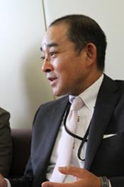 株式会社タカキュー 管理本部 経理部 財務グループ リーダー 清水達男氏
