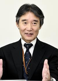 第三事業部事業推進部長 椙山明彦氏