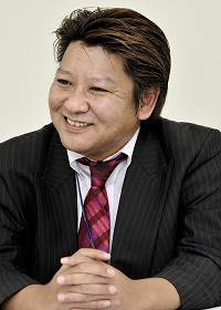 情報システム部開発グループマネージャー 石井伸夫氏