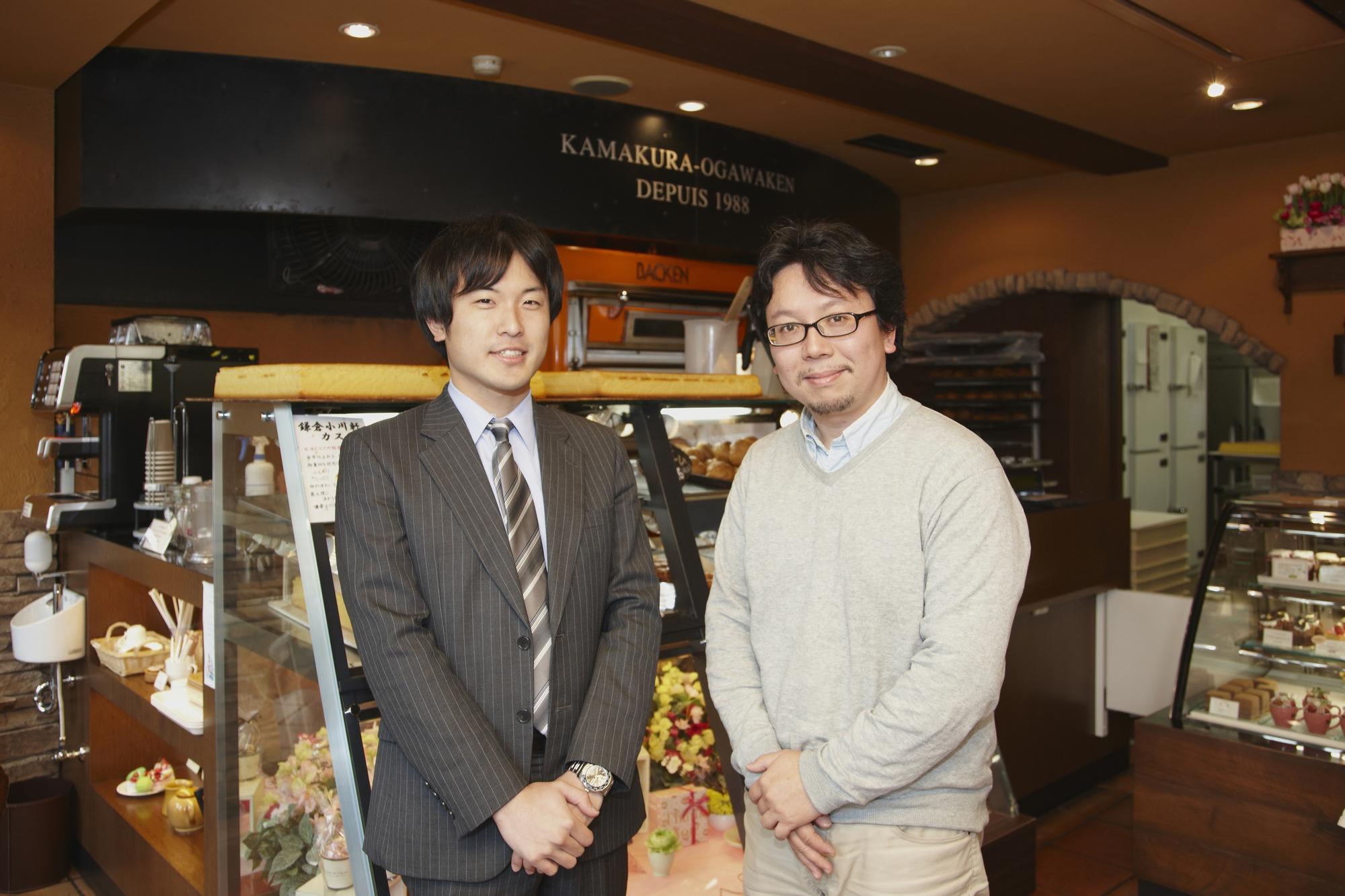 実店舗に加えて、オンラインストアで販路を拡大したい - 鎌倉小川軒様